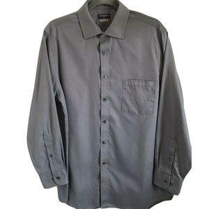 Van Heusen Flex Regular Fit Wrinkle Free Shirt
